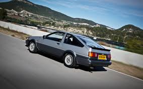 toyota ae86 corolla this is why the toyota ae86 is so damn legendary