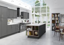 Magnet Kitchen Designs Dunham Grey Contemporary Kitchen Other By Magnet Kitchens