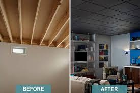 Basement Finishing Ideas Low Ceiling Bold Design Low Basement Ceiling Solutions Best 10 Ceiling