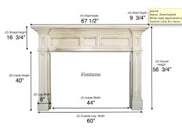 Mantel Shelf Woodworking Plans by Build Wooden Fireplace Mantel Kit Diy Pdf Bar Stool Wood Plans