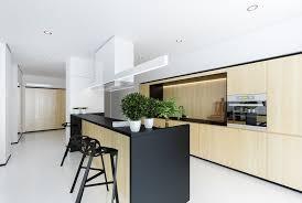 meuble de cuisine noir meuble de cuisine noir et blanc dco salon meuble noir et blanc