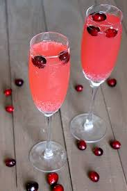 cranberry apple spritzer mocktail nonalcoholic here s the recipe