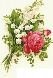 Rose Flower Design Best 25 Vintage Flowers Ideas On Pinterest Vintage Table