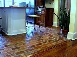 Brick Floor Kitchen by 144 Best Flooring Wood Tile Brick Images On Pinterest