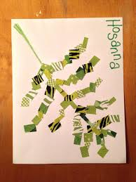 this is a scrap paper palm leaf the kids love it and it is great