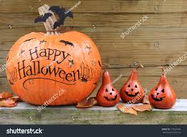 halloween chalkboard background photography happy halloween pumpkin display stock photo 113927656 shutterstock