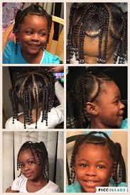 toddler braids beads ponytails kid braids hair styles