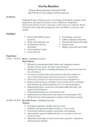 waiter resume sample waiter resume sample env 1198748 resume cloud interhostsolutions be
