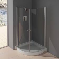 36 Shower Doors 36 X 36 Belem Corner Shower Enclosure With Hinged Doors