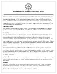 rn resume exle cover letter new graduate nursing resume template new graduate