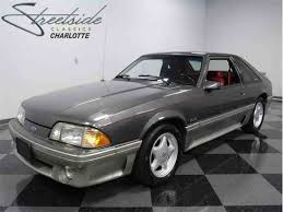1990 mustang gt cobra 1991 to 1993 ford mustang for sale on classiccars com 39 available