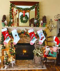 christmas mantel decorations tags magnificent christmas kitchen