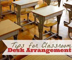 Classroom Desk Organization Ideas The Creative Classroom Desk Arrangment Classroom Management