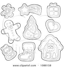 gingerbread house coloring pages royalty free stock