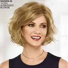is island medium hair a wig mid length wigs medium length wigs paula young