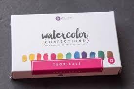 review prima marketing watercolor confections tropicals parka