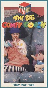 comfy couch amazon com the big comfy couch wait your turn movies u0026 tv