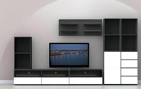 100 tv stand with shelves floating tv stand 7 steps with