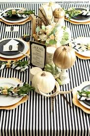 entertaining tips for your thanksgiving table