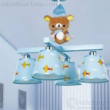 Chandelier For Kids Room by Cheap Blue Bear With Shade Baby Room Chandelier Lights Kids Lamp Com
