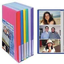 Unique Photo Albums Pioneer 4 X 6 In Space Saver Poly Album 144 Photos Albums