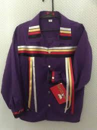 ribbon shirt american regalia nakoda made traditional boys pow wow