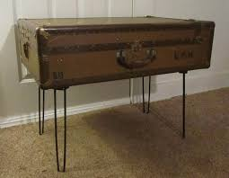 Vintage Trunk Coffee Table Steamer Trunk Coffee Table Diy U2014 Home Design And Decor Antique