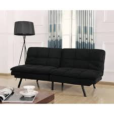 Futon Leather Sofa Bed Futons Walmart