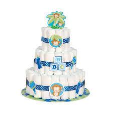 monkey baby shower cake boy monkey baby shower cake kit boy baby shower decorations