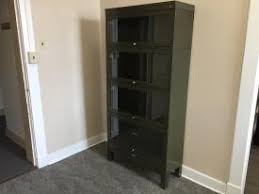 Steel Barrister Bookcase Oldham Auctions