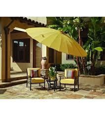 oriental umbrella shanghai tilting patio umbrella patio