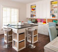 build a craft table craft tables with storage attempting to organize your creativity