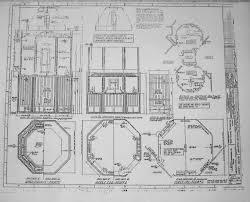 mansion blueprints disneyana page 10