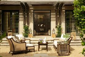 perfect summer outdoor patio furniture stylish up scale look design