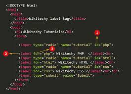 tutorial css php html tutorial label label tag in html html5 html code html