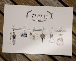 wedding invitations timeline wedding timeline invitations best 25 unique wedding stationery