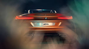 bmw z4 concept debuts u2013 production roadster in 2018 image 700515