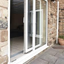 Folding Sliding Patio Doors Decor Open Space Design With Lacantina Doors U2014 Citycollegeinc Com