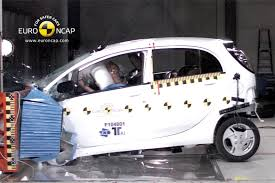 nissan juke crash test euro ncap conducts its first ever plug in ev crash test with the i