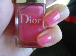 swatch dior vernis in 483 pink kimono maddy loves
