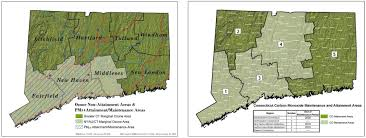 Map New York Connecticut by Congestion Mitigation And Air Quality Cmaq Program Western Ct