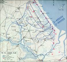 Map Utah Hyperwar Utah Beach To Cherbourg 6 June 27 June 1944 Chapter 1