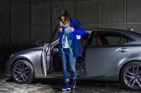lexus van 2015 urban styling with the lexus is 200t hypebeast