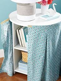 Curtain Table 23 Best Shelf Cover Images On Pinterest End Tables Sewing