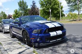 mustang shelby gt500 convertible ford mustang shelby gt500 convertible 2014 26 october 2015