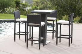 Outdoor Bar Table And Stools Modern Outdoor Bar Sets Babmar Com