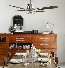 Industrial Style Ceiling Fan by Found A Ceiling Fan With Style Emily A Clark