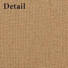 burlap soft cotton tier window treatment