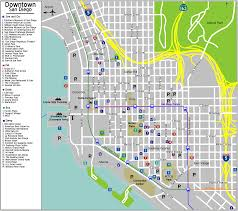 San Diego Terminal Map by File Downtown Sandiego Map Png Wikimedia Commons