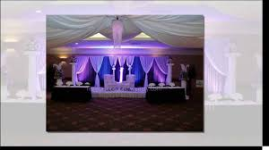 wedding backdrops how to design elegant wedding memorable